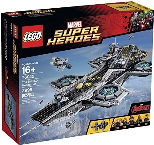 LEGO Super Heroes - Helicarrier S.H.I.E.L.D.