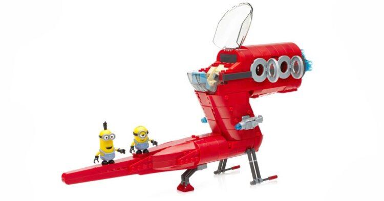 Jet del Supercattivo - Minions