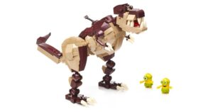 Corsa dei Dinosauri - Minions Mega Blocks