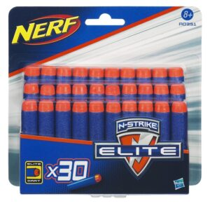 Hasbro A0351148 Nerf N-Strike Refill 30 Dardi