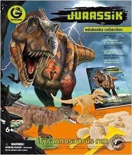 Jurassik Edubooks Collection. Tyrannosaurus Rex