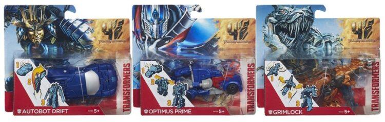 Transformers - MV4 RID One Step Magic modelli assortiti