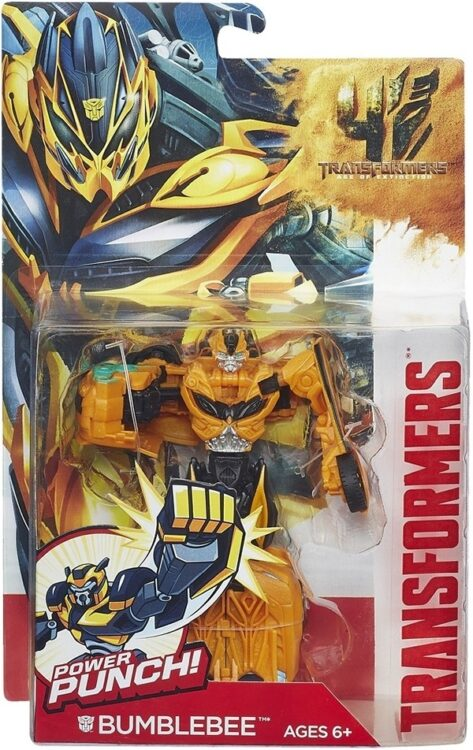 Transformers - MV 4 RID Power Attackers