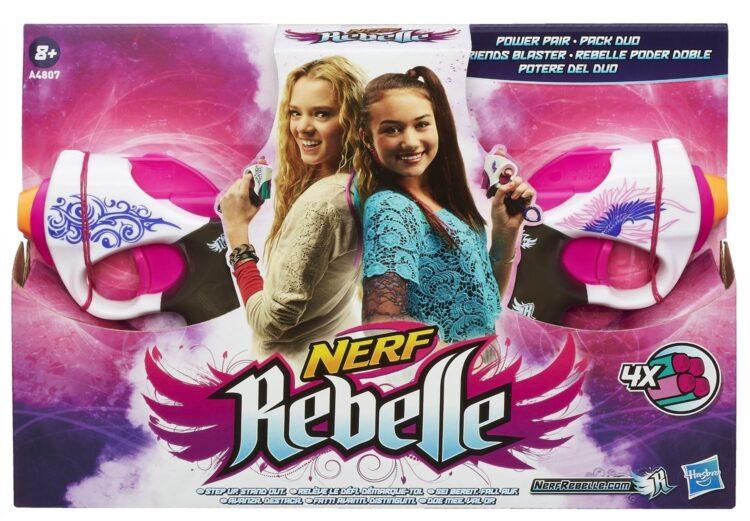 Rebelle, Power Pair