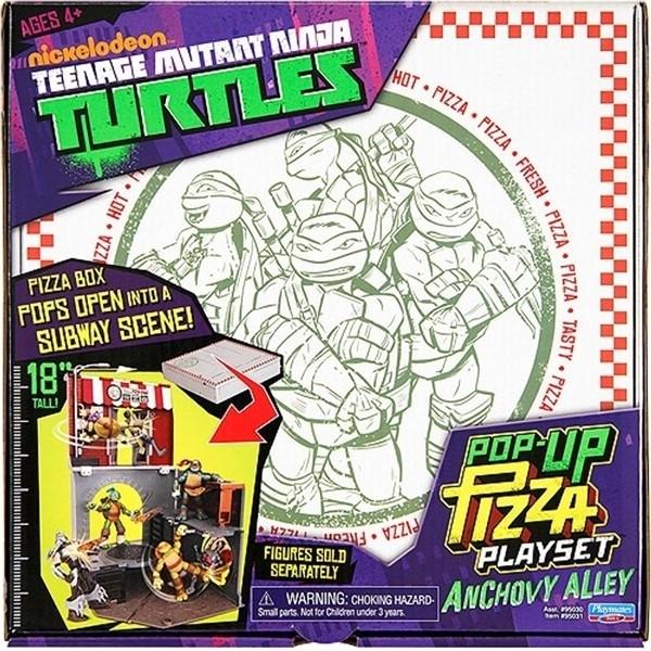 Turtles Tmnt Pizza Playset