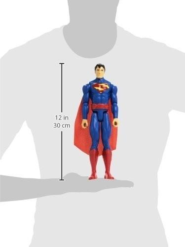 Personaggio snodabile Superman 30 cm