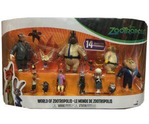 Zootropolis - Blister con 14 personaggi