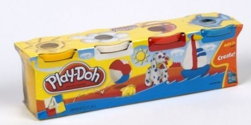 Play-Doh Classic Modeling Compound 4 Pack