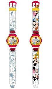 Mickey Mouse - Orologio Digitale