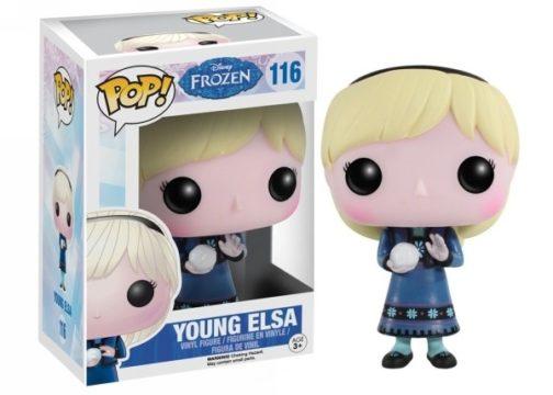 Funko POP Frozen Elsa bambina