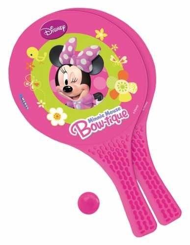Set 2 racchette e palla Minnie Bowtique