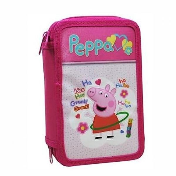 Peppa Pig Astuccio 3 zip