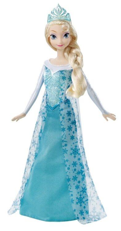 Bambola Elsa Disney Frozen by Mattel