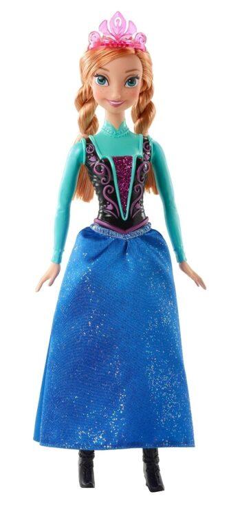 Disney Frozen Anna - Principesse Scintillanti