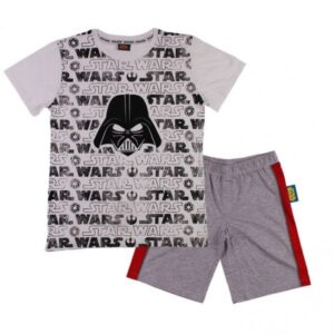 Completo T-shirt e pantaloncino Star Wars