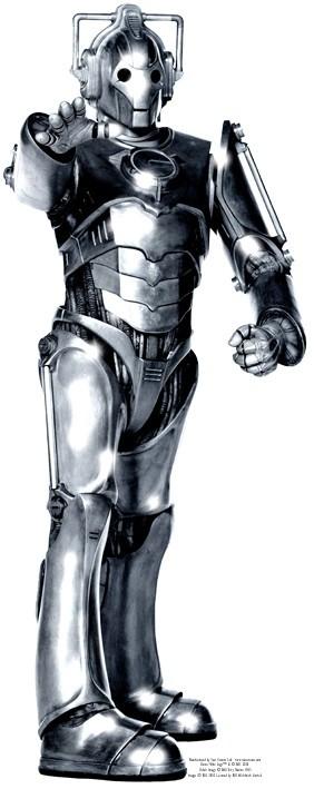Cyberman sagoma 191 cm H