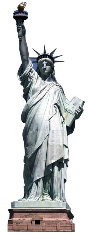 Statue of Liberty sagoma 191 cm H