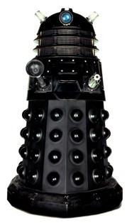 Dalek Sec tabletop (Single) sagoma 80 cm H