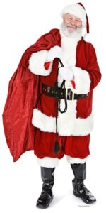 Santa with Sack of Toys sagoma 180 cm H