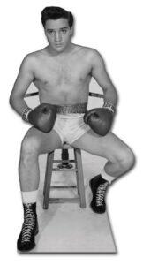 Elvis Boxer sagoma 138 cm H