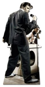 Elvis Hound Dog sagoma 186 cm H