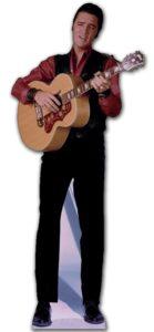 Elvis Singing with Guitar sagoma 181 cm H