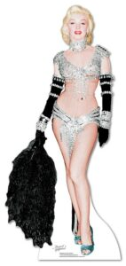 Marilyn Monroe 'Showgirl' sagoma 177 cm H