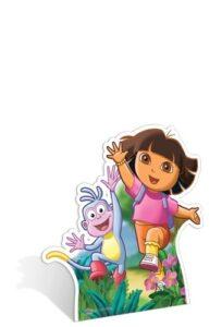 Dora the Explorer and Boots sagoma 93 cm H