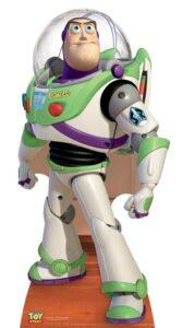 Buzz Lightyear sagoma 140 X 71 cm