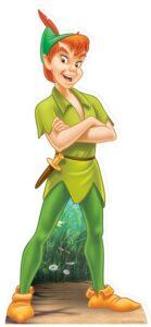 Peter Pan sagoma 161 X 76 cm