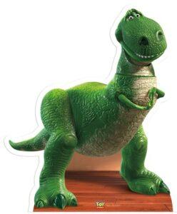Rex il dinosauro sagoma 99 X 84 cm