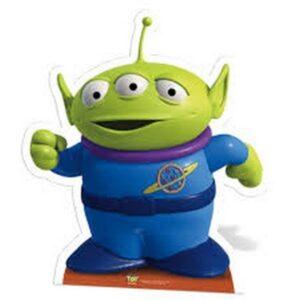 Piccolo alieno Toy Story (Star Mini Cut-out) sagoma 65 X 58 cm