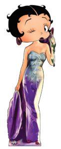 Betty Boop- Glinda sagoma 161 X 57 cm