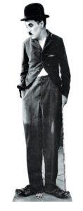 Charlie Chaplin sagoma 177 X 55 cm