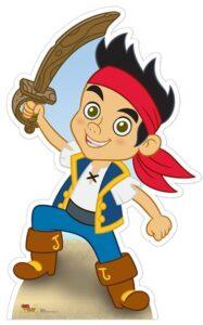 Jake - Jake and the Neverland Pirates (Star Mini Cut-out) sagoma 91 X 57 cm