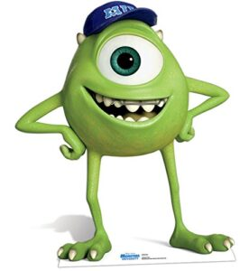 Mike (Monster's University) sagoma 113 X 95 cm
