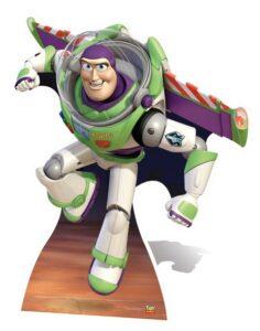 Buzz Lightyear - Infinity & Beyond sagoma 123 X 102 cm