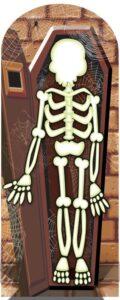 Skeleton Stand In sagoma 180 X 72 cm