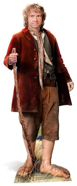 Bilbo Baggins sagoma 145 X 57 cm