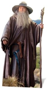 Gandalf sagoma 191 X 97 cm