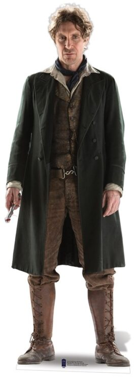 The 8th Doctor_Paul_McGann (50th Anniversary Special) sagoma 185 X 67 cm
