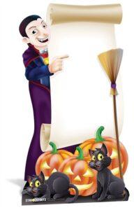Halloween Sign sagoma 186 X 100 cm