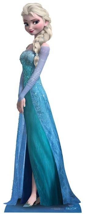 Sagoma Elsa Disney Frozen 155cm