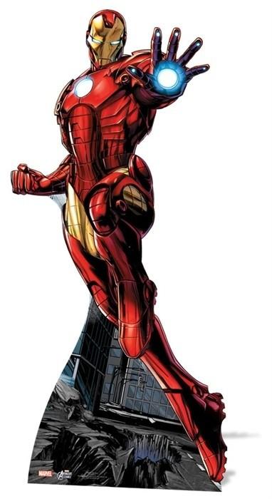 Sagoma cartonata Iron Man 175 cm