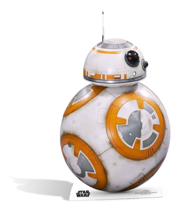 Star Wars Sagoma cartonata BB-8