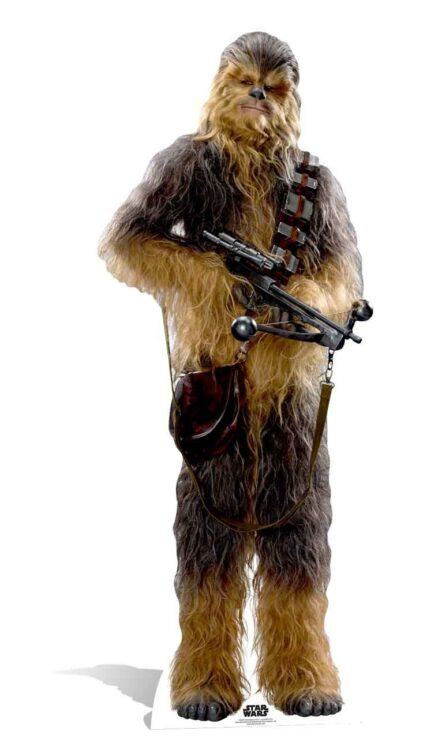 Star Wars Sagoma cartonata Chewbecca 193x78cm