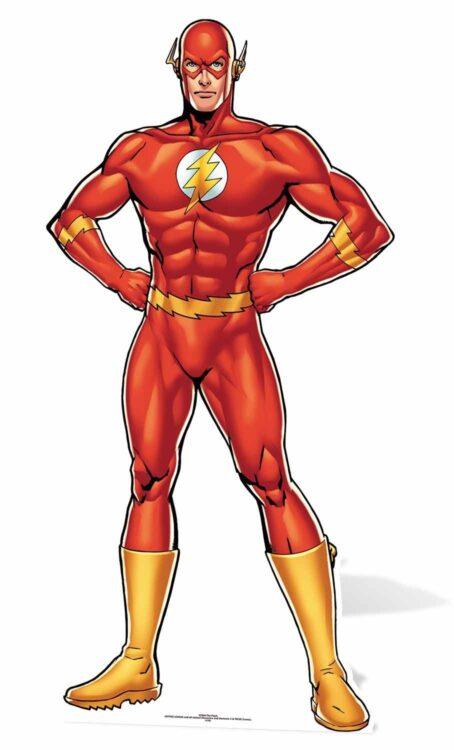 Sagoma Flash Gordon a grandezza naturale