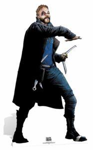 Sagoma Suicide Squad Captain Boomerang