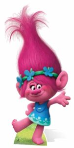 Trolls - Sagoma cartonata Poppy 94 cm