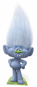 Trolls - Sagoma cartonata Guy Diamond 96 cm